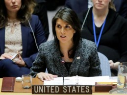 U.S. Escalates Threat Against Iran After Russia U.N. Veto