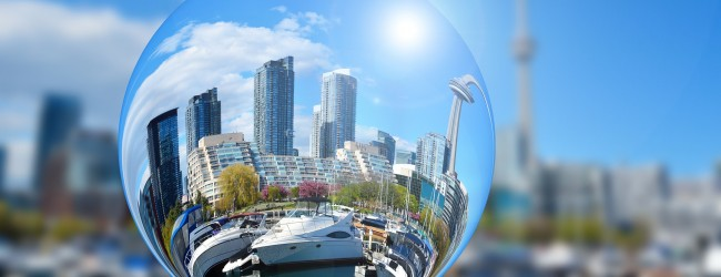 Home Prices Sink, Sales Plunge in Toronto