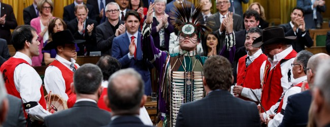 Mi'kmaq Aboriginal Pasteur Richard Paul: Trans Mountain Broke Back Starring Justin Trudeau & Elizabeth May Come To Pass!