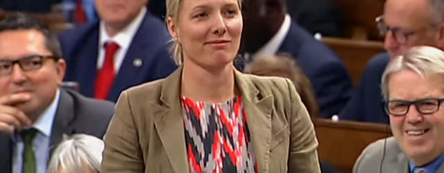 Catherine McKenna : 'The BP Project Went Through an Environmental Assessment and Has Strict Conditions'