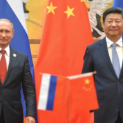 China & Russia- Putin & XI