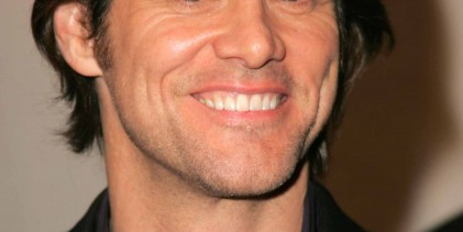 Jim Carey: Heads Back Clowing On O'Brien's Night Show Comedy Stecth