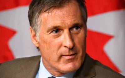 Maxime Bernier: Quebec Victory Couillard Throws Quebecor AirBorne