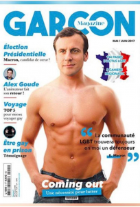 macron-france Coming OUt