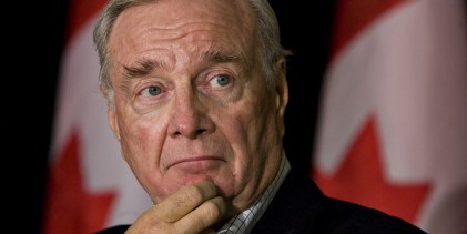 The Right Hon. Paul Martin : Mi'kmaq Aboriginal Pasteur Richard Paul