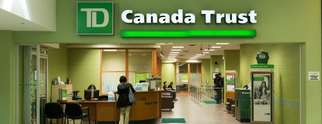 Toronto-Dominion Bank lifts mortgage rate in 'biggest move in years,' RBC follows suit
