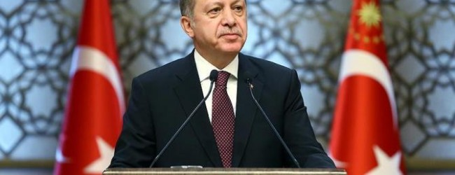 Turkish President Recep Erdogan: Sharply Criticized  US/NATO Allies for their support of and reliance on Kurdish militias to keep a foothold in Syria