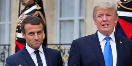 President Emmanuel Macron : France Hosts Trump in 1st State Visit ?