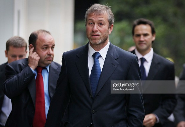 Oligarch Exposure Danielle Exclusive : Mega Rich – Hello World My name is Chelsea Football Club owner Roman Abramovich