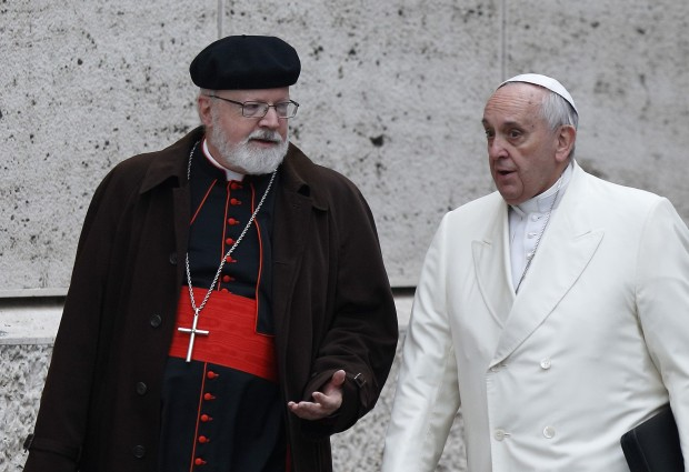 The Vatican : Pope told me 'God loves gay people', says man sexually abused by notorious priest