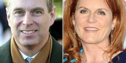 Sarah Ferguson, the Duchess of York : Danielle Magazine Exclusive with Prince Andrew, the Duke of York