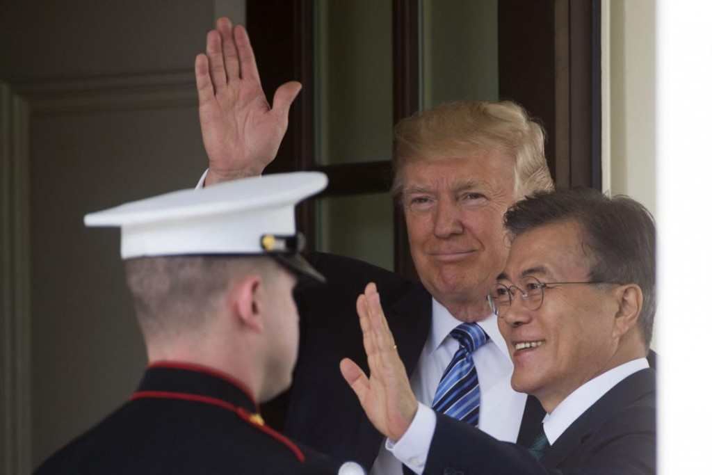 Moon-Trump-hold-longest-ever-phone-call-after-inter-Korean-summit