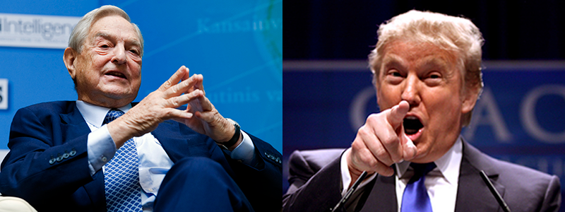 Soros-Trump-Flickr-CC