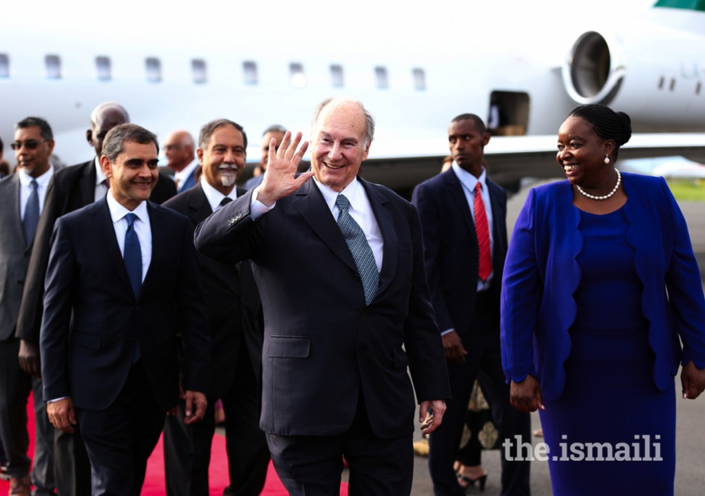 aga-khan-upon-his-arrival-in-nairobi-for-his-diamond-jubilee
