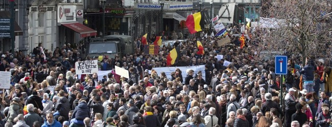 The Rebel Media Incites ( Trolls) Martial Law In Belgium as Radical Islamict Terrorists Rheims ion Europe and Encroachment begins, It's the most terrorist-infested neighbourhood in all of Europe.