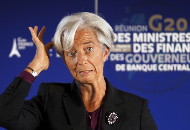 World Economy At Risk Of Another Financial Crash, IMF Warns
