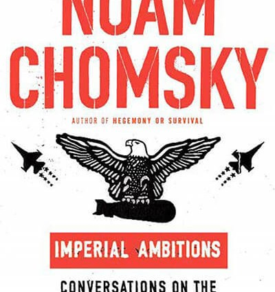 Noam Chomsky: Russian Interference Isn't Influencing US Elections—But Israel Definitely Is
