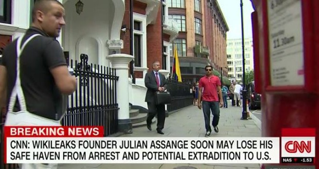 Ecuador to hand over Assange to UK 'in coming weeks or days,' own sources tell RT's editor-in chief