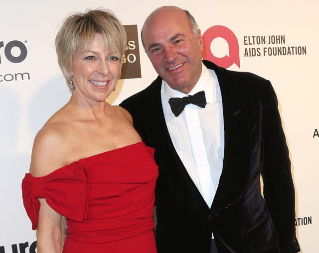 kevin-oleary-and-wife