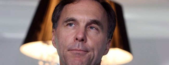 """No Chance For Currency War"" : However, according to Canadian Finance Minister Bill Morneau the currency issue didn't come up during Saturday discussions."