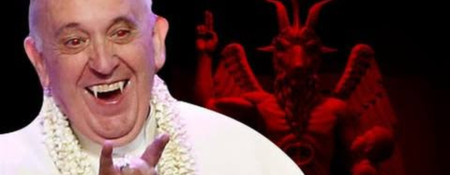 Patrick J. Buchanan : Does the Pope Believe in Hell?