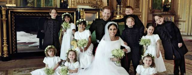 Just in: Meghan and Harry release the most informal Royal Wedding photos yet