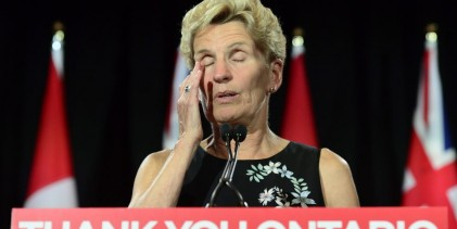 MARIN: Where's Wynne?